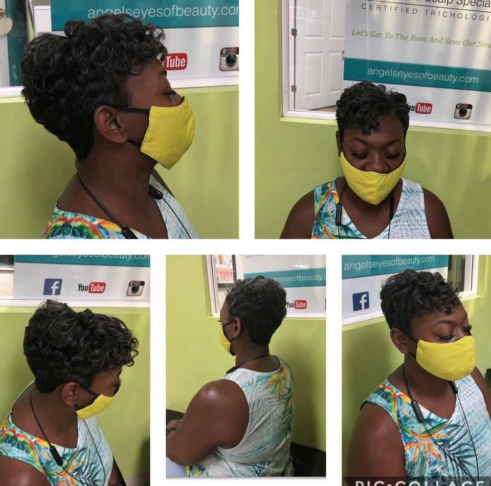 natural hair salon West Palm Beach
