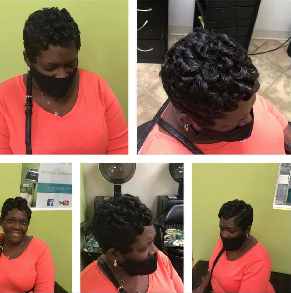 natural hair salon Lake Worth